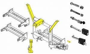 Meyer Snow Plow Ez Mount Plus Mdii Lift  U0026 Mounting Cartons