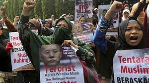 Indonesia to bar Myanmar protest at world's biggest ...