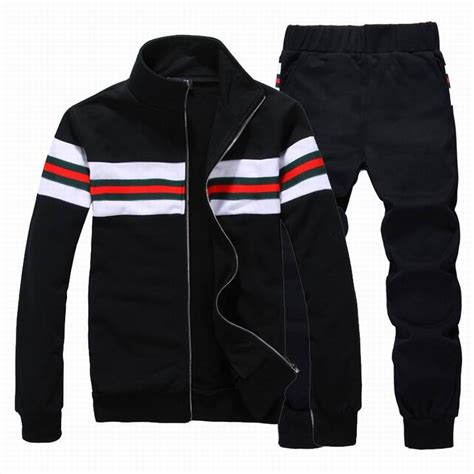 gucci tracksuit men replica clothing