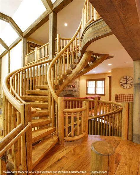 Wooden Spiral Staircase With Slide by Home Design Wood Stair