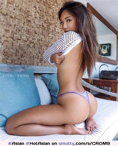 Asian Hotasian Asianhottie Ass Booty Brunette