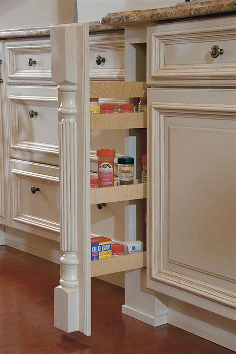 column spice cabinet pull   split turning omega
