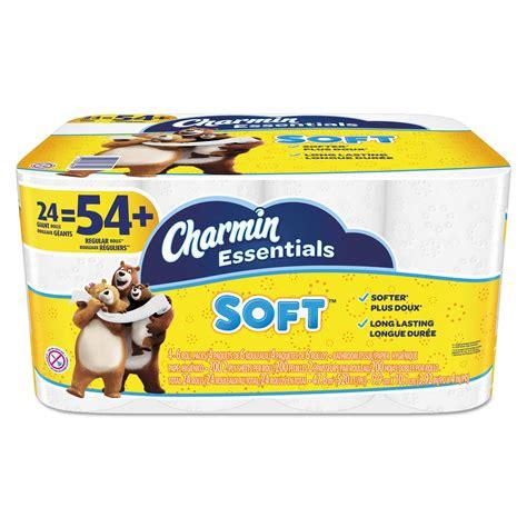 pgc96610 charmin essentials soft bathroom tissue zuma