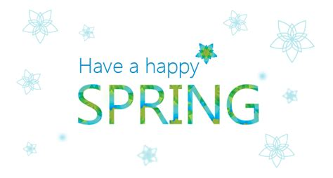 happy spring smart business