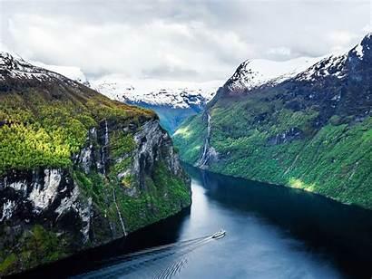 Norway Fjords Way Norways Hurtigruten