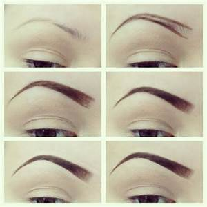 Step by Step Eyebrow Filling Tutorial by Jessica B   Preen.Me