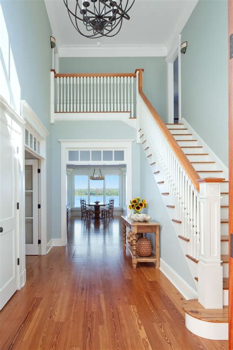 stair hall paint colors  home house colors house