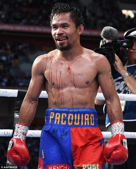 Manny Pacquiao To Fight On Despite Defeat By Jeff Horn