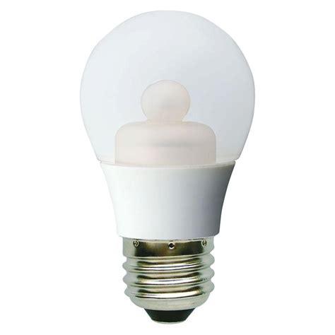 ge  equivalent bright white   clear ceiling fan led light bulb ledactp