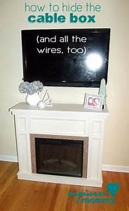 Kabel Verstecken Box : 46 besten cable box hiding bilder auf pinterest kabel ~ Lizthompson.info Haus und Dekorationen