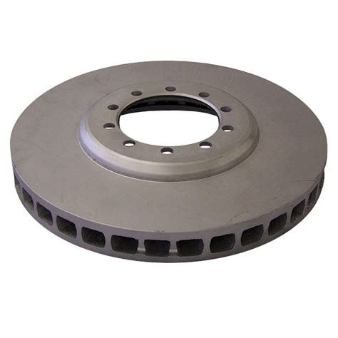 Ford Disc Brake Rotor Types