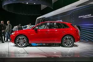 Audi Sq5 2018 : 2018 audi sq5 debuts in detroit with new turbo engine ~ Nature-et-papiers.com Idées de Décoration