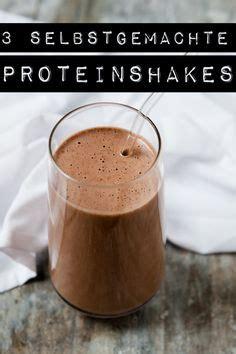 Protein shake selber machen rezept abnehmen