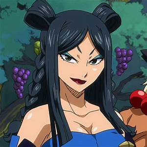 Image - Minerva Mugshot.png - Fairy Tail Wiki, the site ...