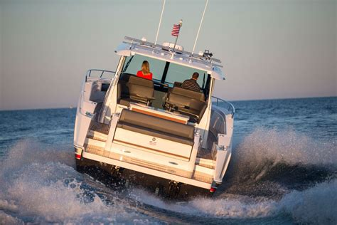 The Q Boat by Tiara Q 44 Adventure Yacht Change Is A Thing Boats