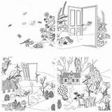 Pandora Coloring Kayliebooks sketch template