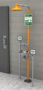 Guardian Gfr1902ssh Safety Station  U0026 Emergency Eye Wash