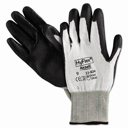 Gloves Hyflex Dyneema Resistant Lycra Cut Ansell
