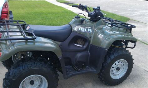 Suzuki Four Wheeler For Sale by 2006 Suzuki Eiger 400 Atv Four Wheeler For Sale In Houma