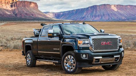 2017 Gmc Sierra Denali 2500hd Diesel 7 Things To Know