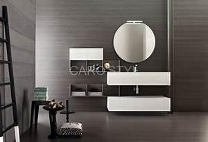element de salle de bains composable au design original With elements de salle de bain