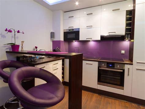 cuisine ouverte petit espace cuisine ouverte grandes idées pour petits espaces