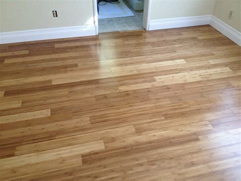 Bamboo Flooring, Sublime Sustainability That's Beautiful