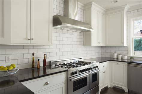 subway tile  effectively work  modern rooms