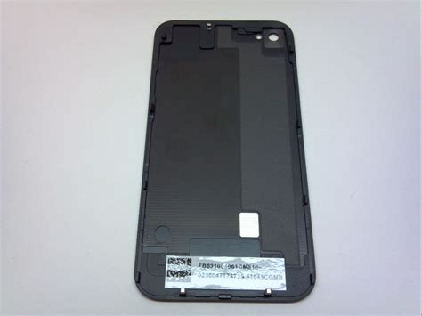iphone 4s back glass new black oem iphone 4s back glass rear door battery cover