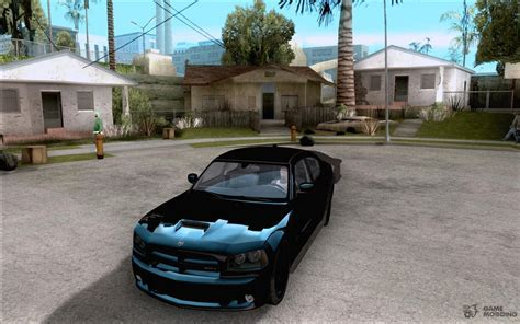 Dodge Charger From Fast Five For Gta San Andreas