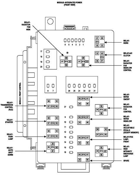 Pacifica Starter Diagram Best Place Find Wiring