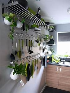 Kleine Küche Einrichten Ideen : 44 stauraum ideen f r ein wohnliches zuhause k che ~ Lizthompson.info Haus und Dekorationen