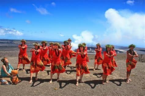 Hawaii Volcanoes National Park :: Hula Kahiko