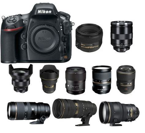 Best Lenses for Nikon D800 Camera Times
