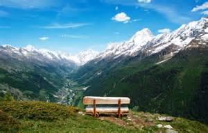 Switzerland Mountains Desktop
