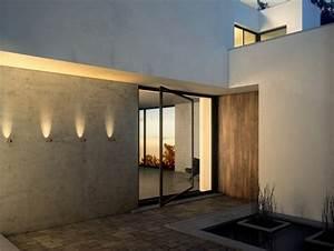 Éclairage Façade Maison : clairage ext rieur design et luminaires tendance du moment ~ Melissatoandfro.com Idées de Décoration