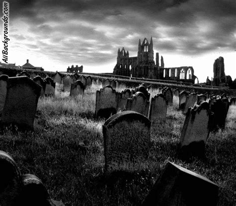 creepy graveyard wallpaper wallpapersafari