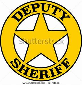 Deputy Sheriff Badge Clipart