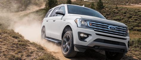 ford expedition suv capability features fordcom