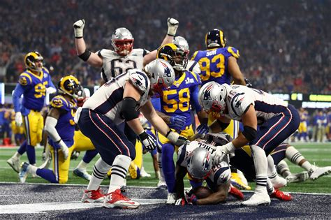 super bowl final score patriots beat rams  lowest