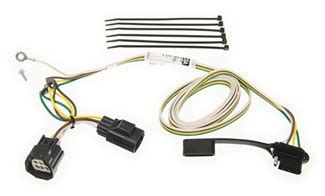 Jeep Trailer Wiring Harnes 2004 by 2016 Jeep Wrangler Unlimited Custom Fit Vehicle Wiring Curt