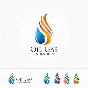 Images: gas logo   3D oil and gas logo design. Colorful 3D ...