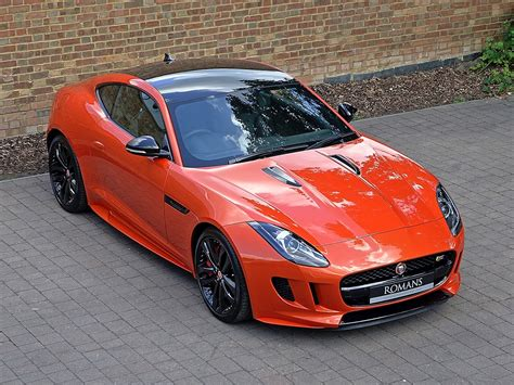 2015 Used Jaguar F-type S V6 Coupe