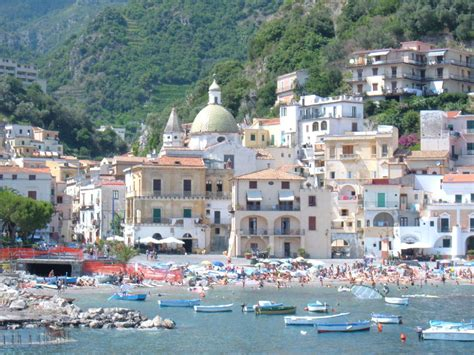 Italy Salerno Amalfi Coast