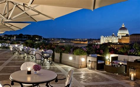terrazza paradiso top 10 restaurants in rome with an view