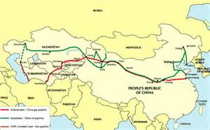 Silk Road China to Middle East