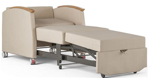 hospital sleep sleeper chairs sofas loveseat bariatric