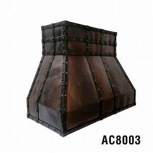 Copper Range Hood AC8003