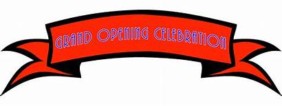 Opening Grand Orange Sewing County Center Banner