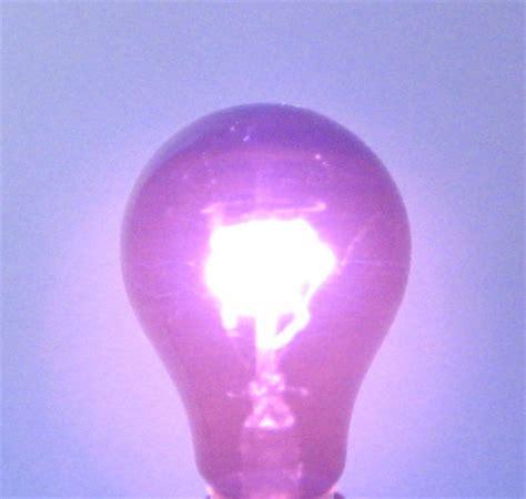 purple black light